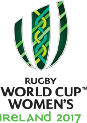 Description de l'image Logo Rugby World Cup Women's 2017.png.