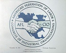 Image illustrative de l'article American Federation of Labour - Congress of Industrial Organisations