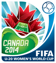 Description de l'image 2014 FIFA U-20 Women's World Cup logo.png.