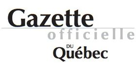 Image illustrative de l'article Gazette officielle du Québec