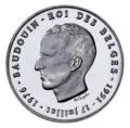 Coin BE 250F Baudouin 25year reign obv FR 84.png