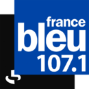 Description de l'image France Bleu 107.1 logo 2009.png.
