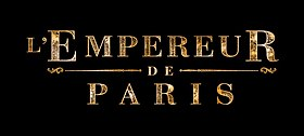 Description de l'image L'empereur de Paris Logo.jpg.