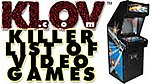 Logo de Killer List of Videogames