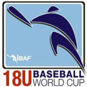 alt=Description de l'image Logo 18U Baseball World Cup.png.