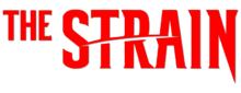 Description de l'image The Strain-logo TV.png.