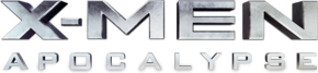Description de l'image X-Men Apocalypse Logo.png.