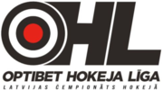 Description de l'image Logo Optibet hokeja liga.png.