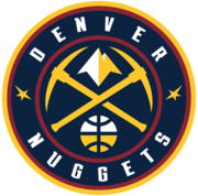 Logo du Nuggets de Denver