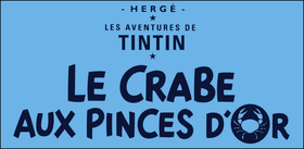 Image illustrative de l'article Le Crabe aux pinces d'or