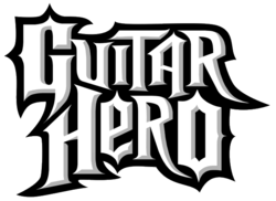 Logo de Guitar Hero