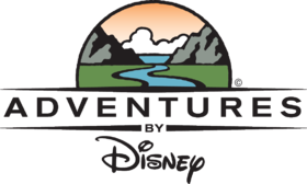 logo de Adventures by Disney