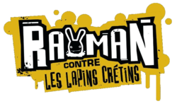 Rayman contre les lapins crétins Logo.png