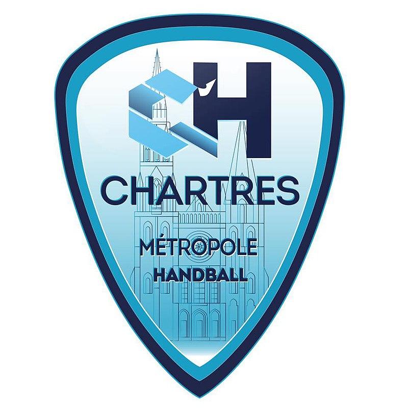 Logo du C' Chartres Métropole HB