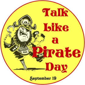 Image illustrative de l'article International Talk Like a Pirate Day