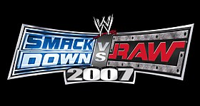 Image illustrative de l'article WWE SmackDown vs. Raw 2007