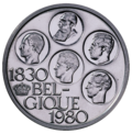 Coin BE 500F 150year independence obv FR 86.png