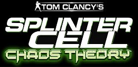 Image illustrative de l'article Tom Clancy's Splinter Cell: Chaos Theory