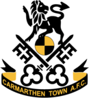 Logo du Carmarthen Town Football Club