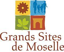 Logo des Grands Sites de Moselle