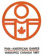 alt=Description de l'image Logo Jeux panaméricains de 1967.jpg.