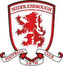 Logo du Middlesbrough Football Club