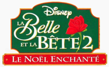 Description de l'image La Belle et la Bête 2 Logo.png.