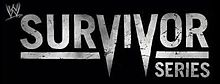 Logo officiel de Survivor Series 2008