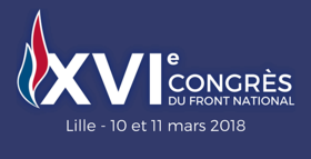 Image illustrative de l'article XVIe congrès du Front national