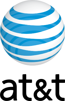 Description de l'image  Logo AT&T.svg.