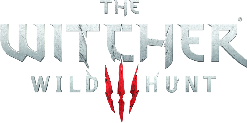 Fichier:The Witcher 3 Wild Hunt Logo.png