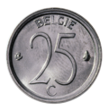 Coin BE 25c Baudouin rev NL 82.png