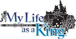 My Life As a King Logo.png