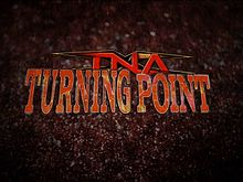 Logo de Turning Point en 2008