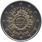 2 euros 10 ans Slovaquie 2012.png