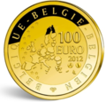 Coins BE 100€ Mercator rev.PNG