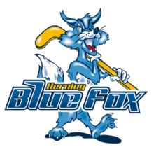 Description de l'image Herning Blue Fox logo.png.
