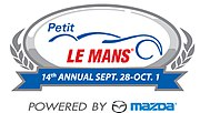 Description de l'image Petit le mans 2011 logo.jpg.