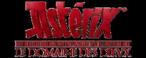 Description de l'image Astérix Le Domaine des dieux Logo.png.