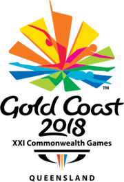 Description de l'image Logo Jeux du Commonwealth 2018.png.