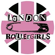 Description de l'image London rollergirls logo.jpg.