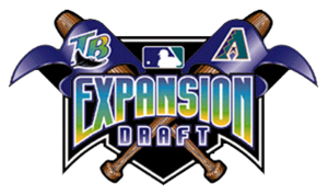 1997 MLB Expansion Draft Logo.png