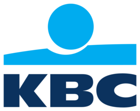 logo de KBC (groupe financier)