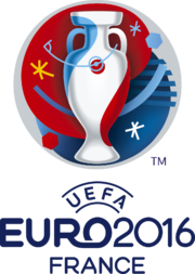 Logo de l'UEFA EURO 2016
