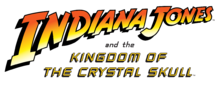 alt=Description de l'image Indiana Jones 4 logo.png.