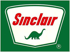 logo de Sinclair Oil