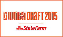 Description de l'image 2015 WNBA Draft Logo.jpg.