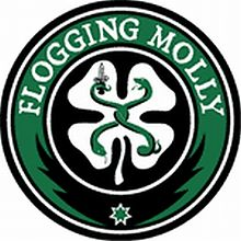 logo de Flogging Molly