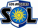 Logo du Los Angeles Sol
