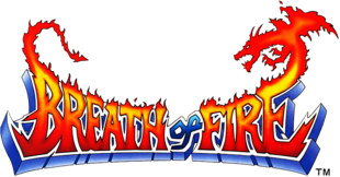 Description de l'image Breath of Fire (jeu vidéo) Logo.png.
